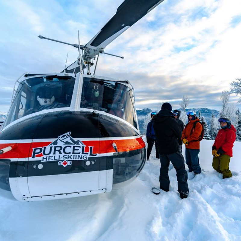 Alterra Mountain Co acquires Purcell Heli-Skiing