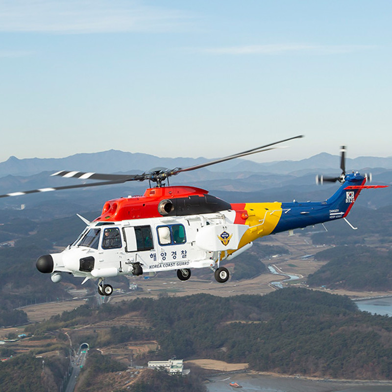 Korea Coast Guard orders two more Surion helicopters