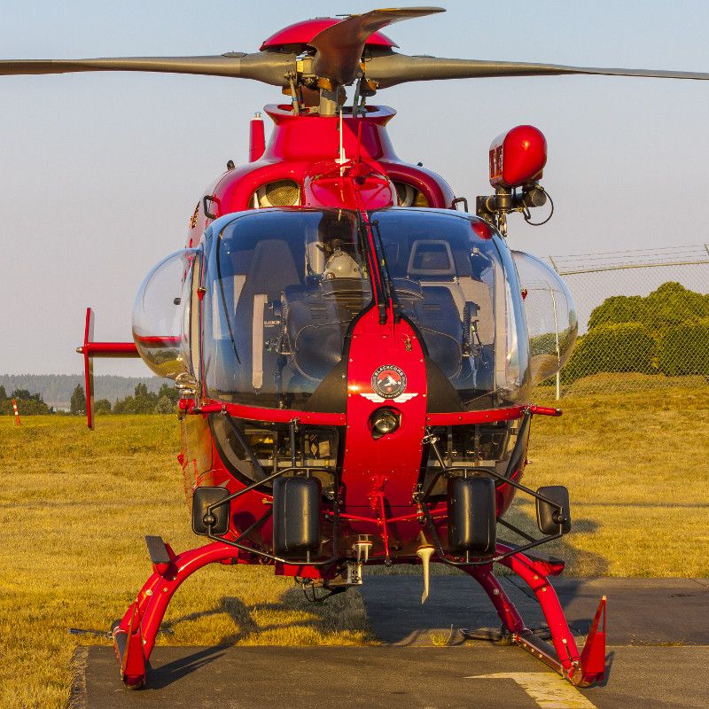 Canada approves VIH port side vertical reference window for H135
