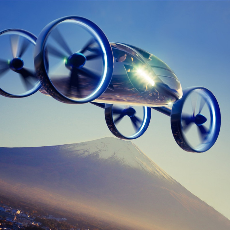 VRCO picks Aspen Avionics for XP4 eVTOL