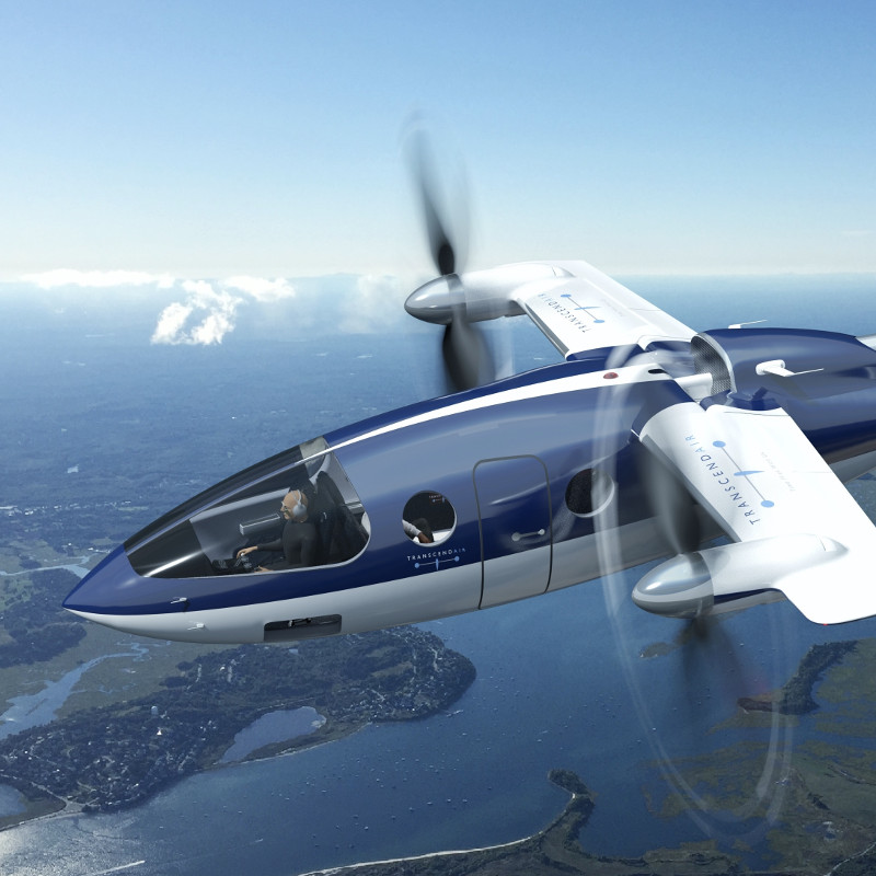Kaman to build Vy500 VTOL for Transcend Air