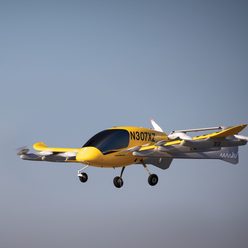 Wisk issues white paper on Social Acceptance of Advanced Air Mobility