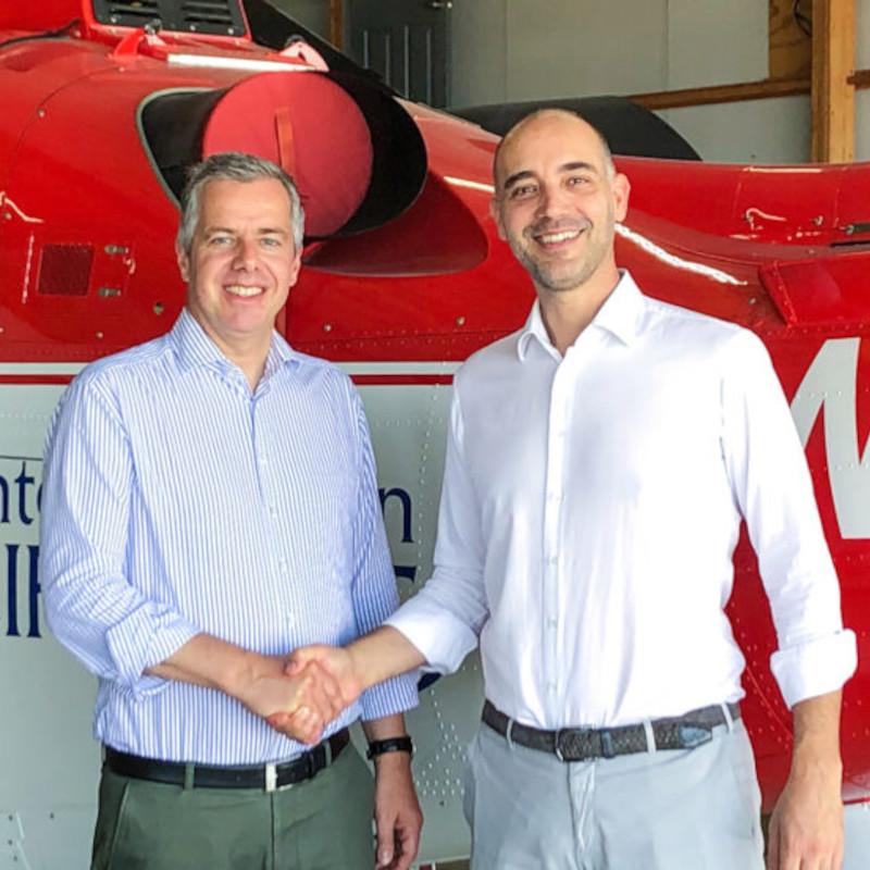 AMS Heli Design extends relationship with seat manufacturer Autoflug