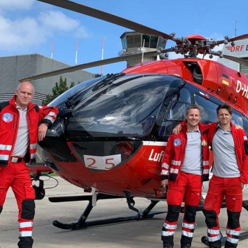 Christoph Weser marks 25 years as a DRF base