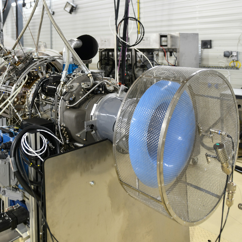 First helicopter engine runs using 100% sustainable fuel