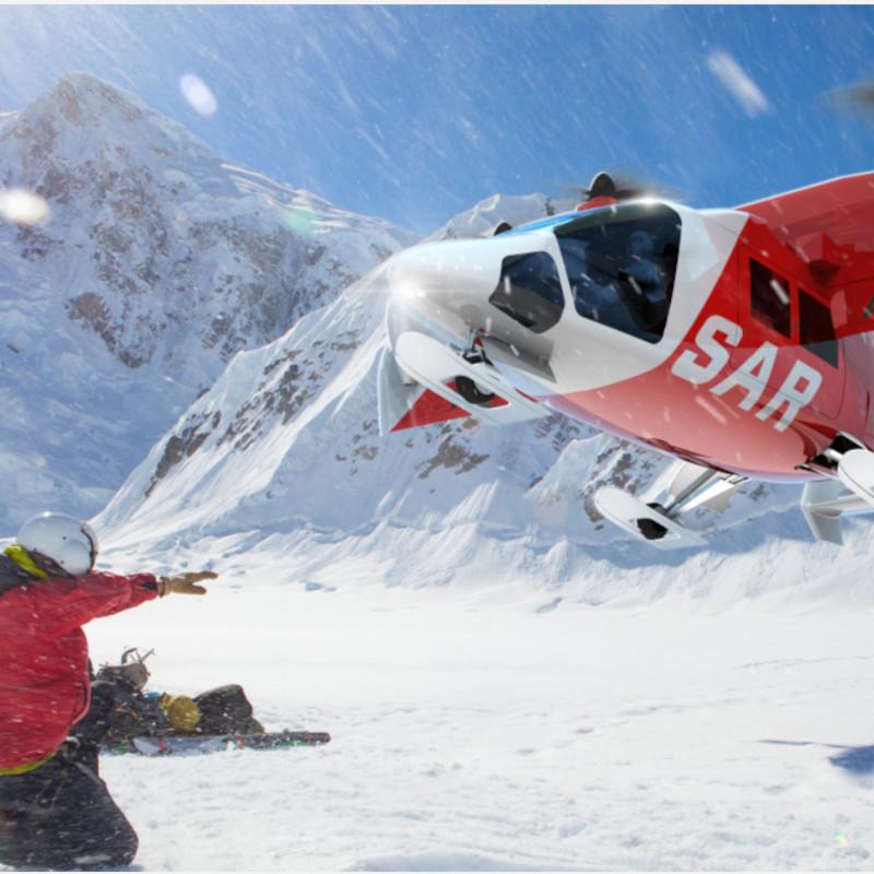 Swiss Air-Rescue Rega partners with Dufour Aerospace on Aero3 eVTOL aircraft