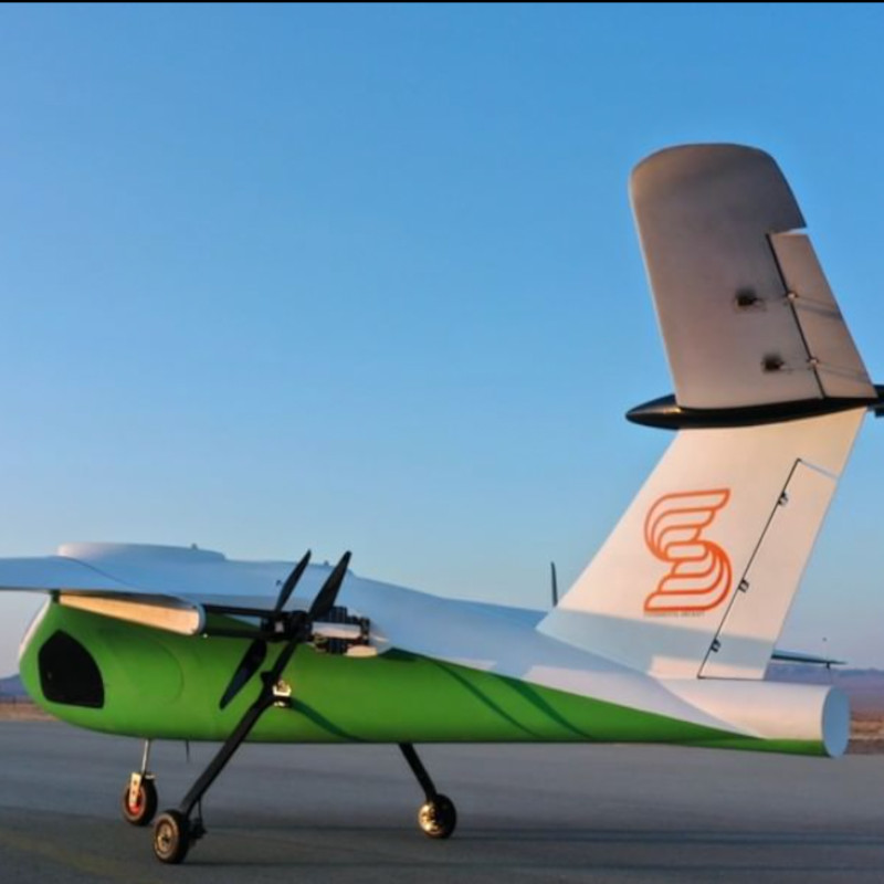 Samad Aerospace completes first CTOL flight of 50% scale e-Starling