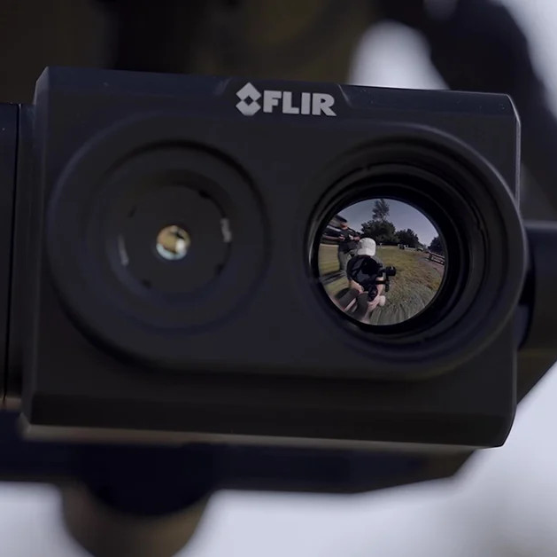 Teledyne FLIR Unveils Radiometric Vue TZ20-R Thermal Zoom Drone Payload