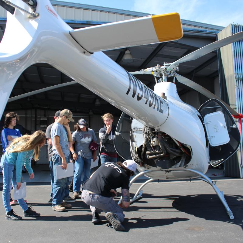Precision Aviation Training Announces Largest Class Ever