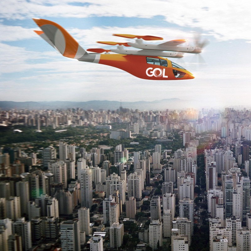 Brazilian operators to purchase or lease up to 250 VA-X4 eVTOL
