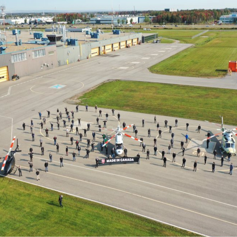 Bell Textron Canada Celebrates 35 Years of Excellence