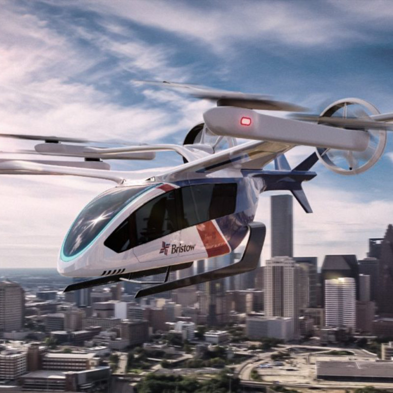 Bristow partners with Eve to develop eVTOL AOC