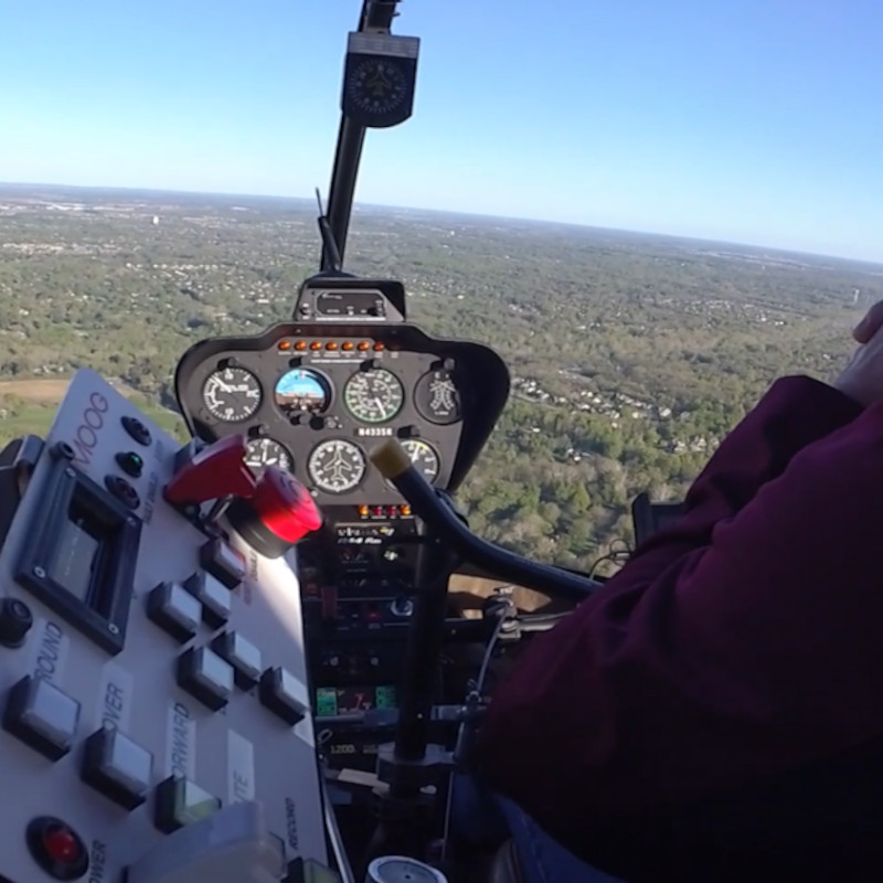 Moog produces Robinson R44 autopilot