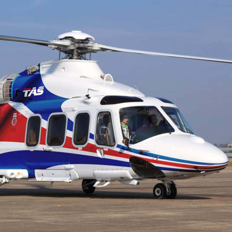 Thai Aviation Services to replace S76Ds with AW139s
