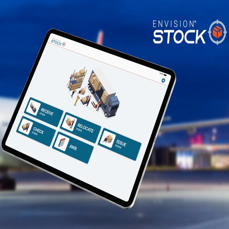 Rusada unveils Inventory Management App for ENVISION