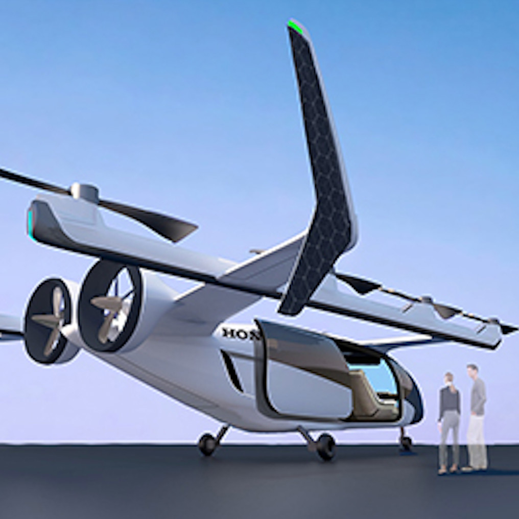 Honda's vision for 2030 includes expansion into eVTOL