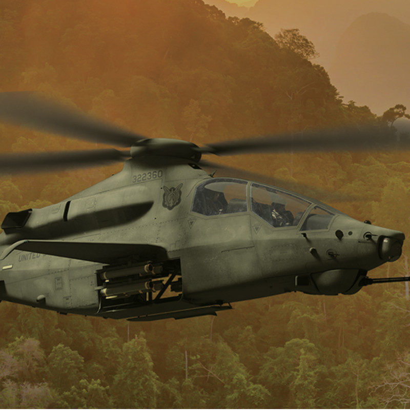 Bell Teams With CAE USA for US Army FLRAA and FARA Training