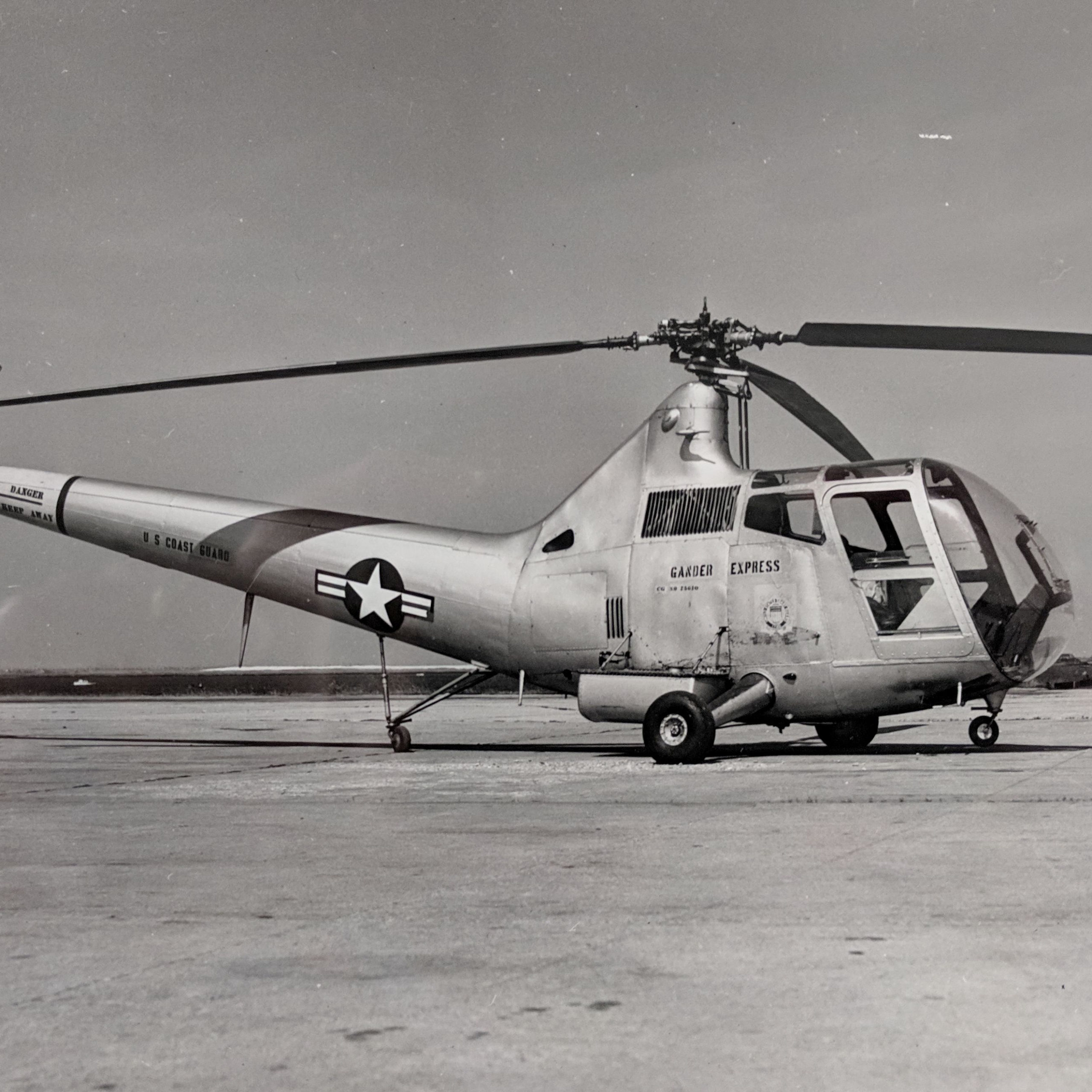 American Helicopter Museum Unveils Restoration of Iconic Vintage Aircraft