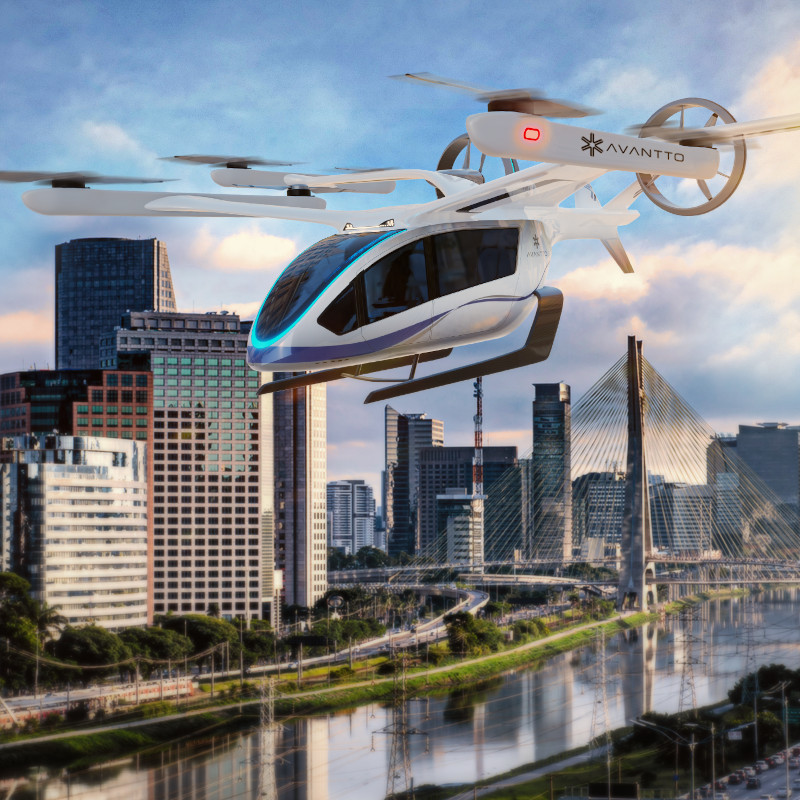 Eve and Avantto to develop eVTOL ops in Brazil and Latin America