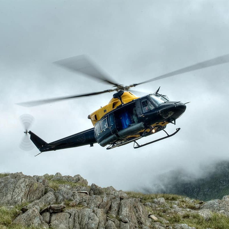 Embry-Riddle Study Assesses Medical Helicopter Risks