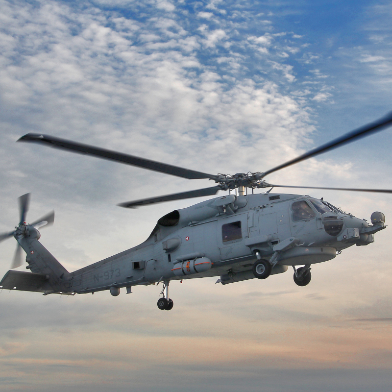 CAE awarded $7.6M contract to upgrade Danish MH-60R Mission Operational Flight Trainer