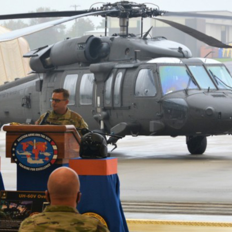 US Army unveils new Black Hawk variant UH-60V at Fort Indiantown Gap