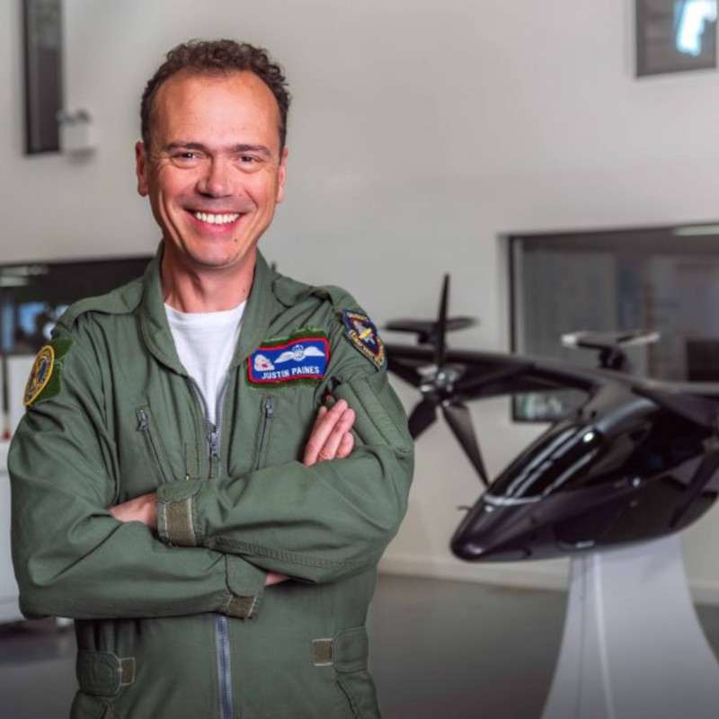 Vertical Aerospace hires test pilot from Joby Aviation