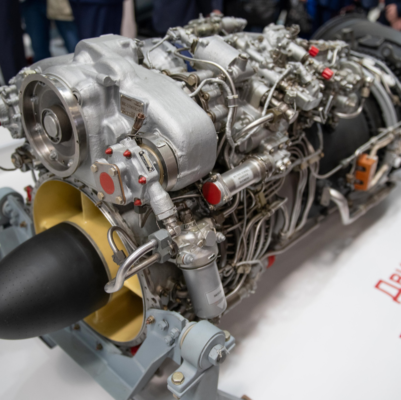 Klimov to complete R&D on the VK-2500PS-02 helicopter engine by end of 2022