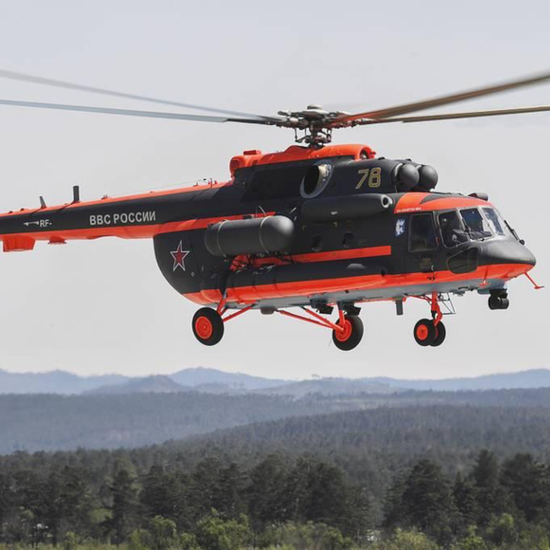 Evolution of the Mi-8