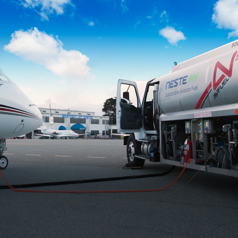Avfuel Launches Book and Claim Program to Expand SAF Benefit Globally