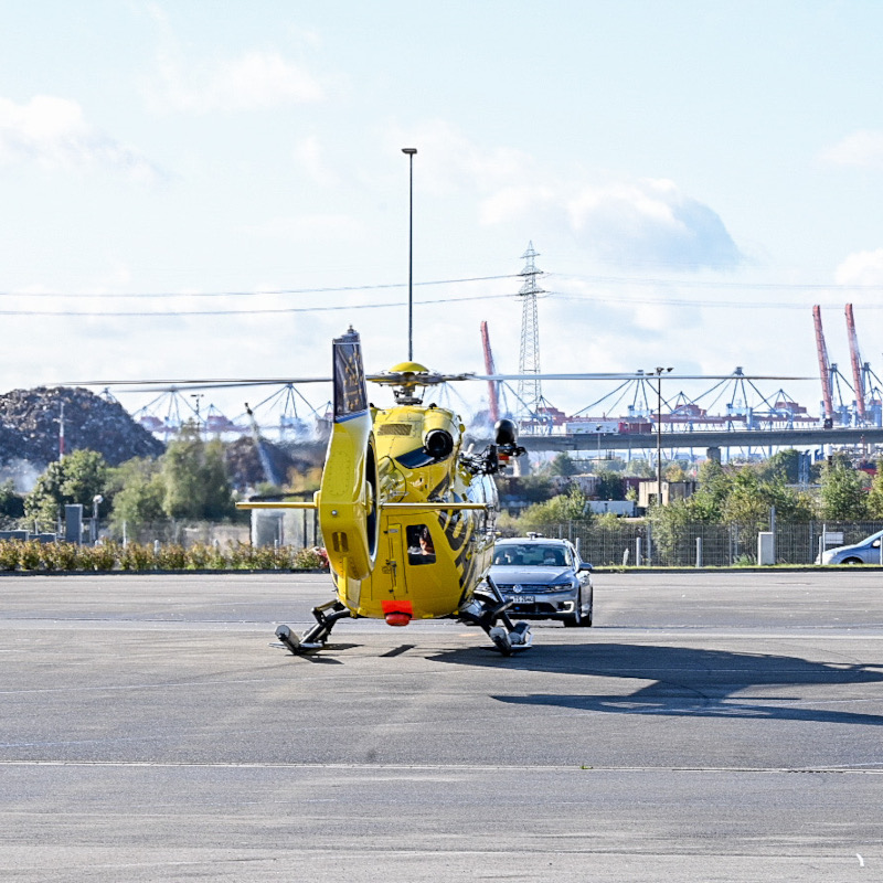 ADAC starts live testing of helicopter/drone interoperability