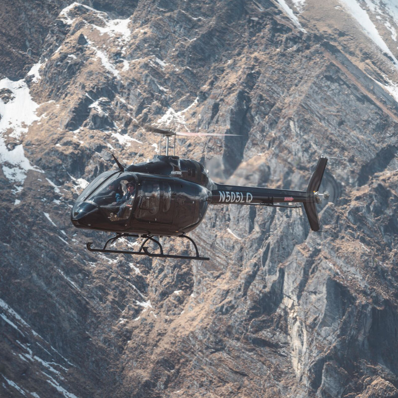 Universal Helicopter International Named First Bell 505 Dealer in US