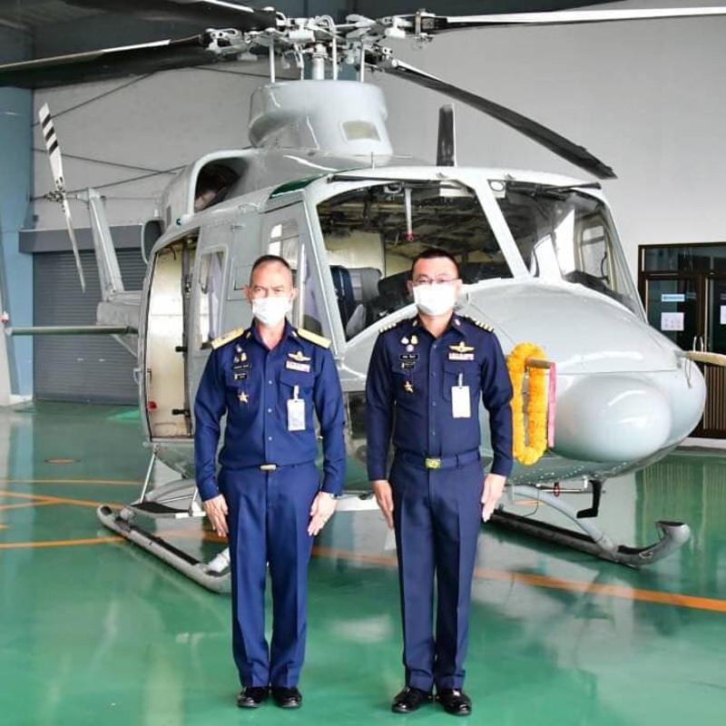 Royal Thai Air Force retires five older Bell 412s