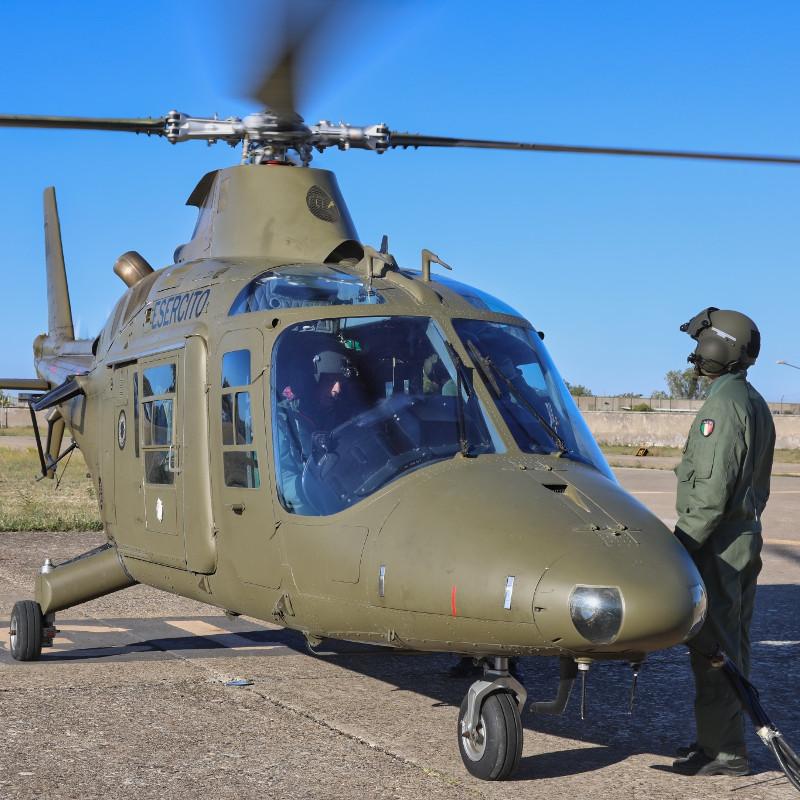 Italian Army retires the A109