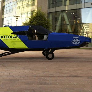 Urban Aeronautics announces first pre-orders of EMS CityHawk