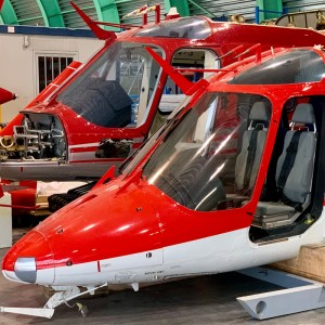 Horix Aerospace completes dismantling of two AW109s