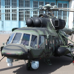Deputy Minister of Defense inspected the production of Mi-8AMTSh-VN
