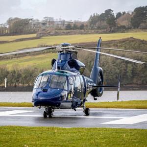 Royal Navy opens new helipad facility in Plymouth