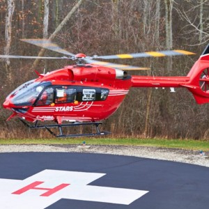 STARS adds fourth and fifth Airbus H145 to fleet