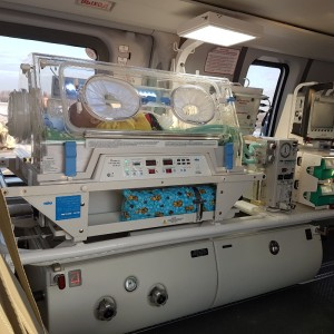 Russian Helicopters develop neonatal EMS interior for Ansat