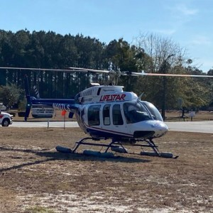 BCES adds helicopter landing site by Station 1 – Bryan County News