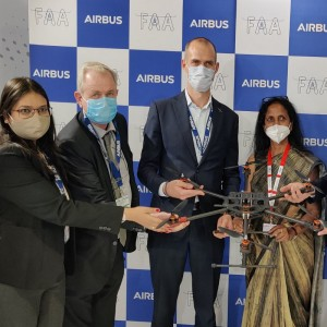 Airbus to partner with Flytech to train drone pilots in India