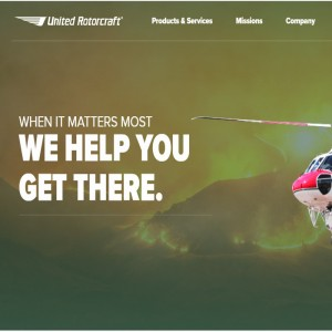 United Rotorcraft Launches New Website