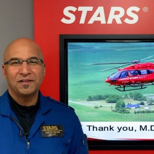 Municipal District of Greenview donates $500K to STARS