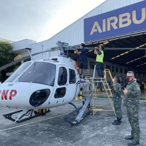 Philippine National Police formally accept three new Airbus H125s