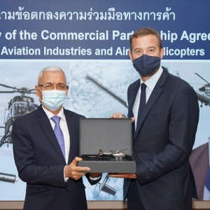 Airbus signs up Thai sale and completion centre