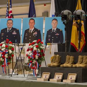 NY National Guard Honors Fallen Aircrew