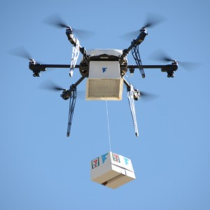 7-Eleven starts FAA-approved drone deliveries