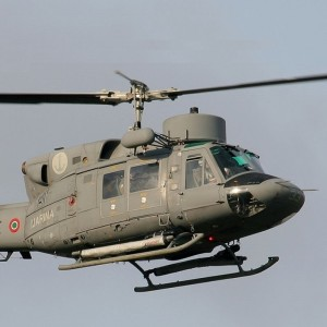 SENER delivers second upgraded AB212 to Spanish military