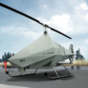 Picador unmanned rotorcraft makes first flight